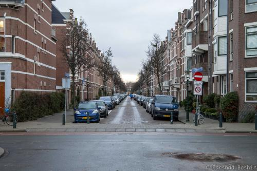 Columbusstraat The Hague