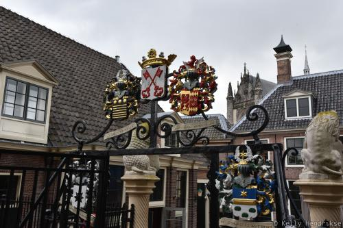 Coat of arms Leiden